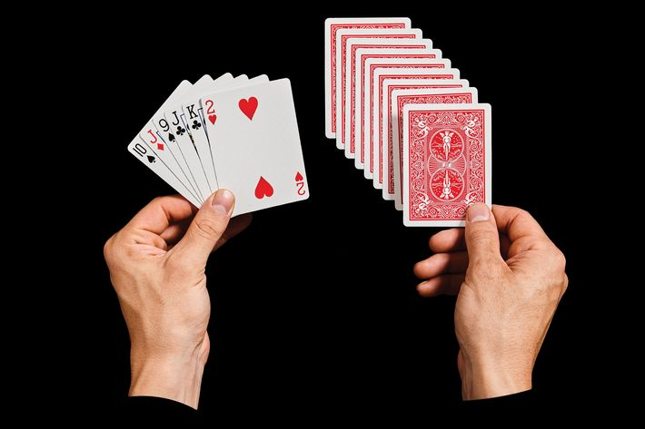 How to learn tricks with cards